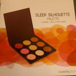 Coastal Scents PL-017 Sleek Silouette Palette